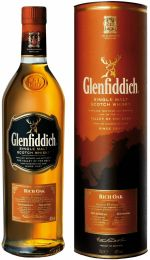 Glenfiddich Rich Oak 14 Years Old 0.7л в тубе